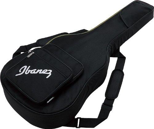 Ibanez IAB510-BK schwarzes Powerpad Gigbag für Hollowbody und Akustikgitarre