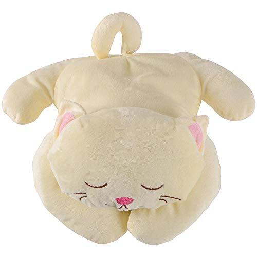 Cute Kitten Soft Toy For Kids Stuffed Animal Gray Cat Plush Toy  S 01322