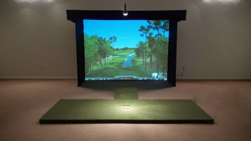 Optishot Golf Simulator Studio