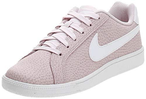 Nike Court Royale Premium, Zapatillas Mujer, Rosa Blanco, 40 EU