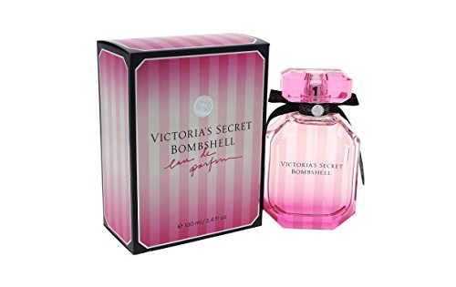 Victoria's Secret Bombshell Eau de Parfum Spray for Women, 3.4 Fl Oz