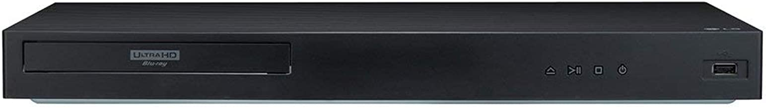 LG UBK90 4K Ultra-HD Blu-ray Player with Dolby Vision (2018) (Renewed)