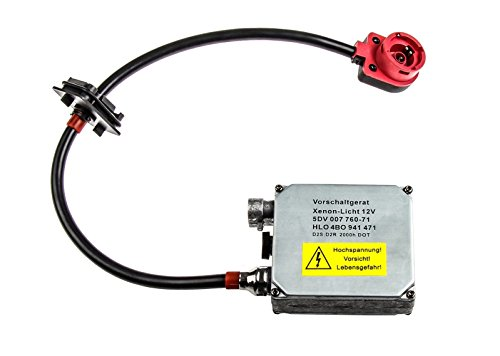Vorschaltgerät für Xenon Brenner Scheinwerfer Zündgerät 5DV007760-V0 SG19
