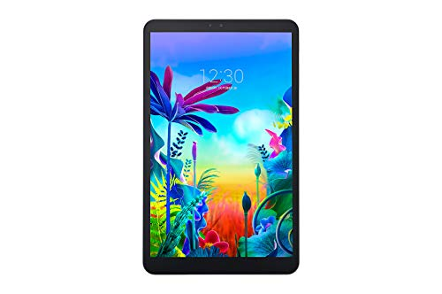 LG G Pad 5 10.1-inch (1920x1200) 4GB LTE Unlocked Tablet, Qualcomm MSM8996 Snapdragon 821 2.34GHz Processor, 4GB RAM, 32GB Storage, Bluetooth, Fingerprint Sensor, Android 9.0 w/Mazery Stylus Pen