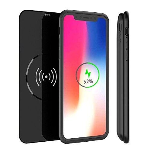 Coque Batterie iPhone X 5000mAh