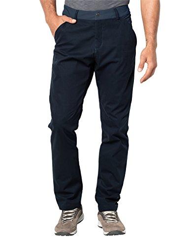 Jack Wolfskin Belden Pantalones, Azul Noche (Night Blue), 29 para Hombre