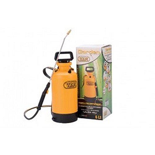 Volpi 3350A - Pulverizador de compresión, Color Amarillo