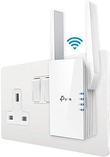 TPLINK AX1500 Next-Gen OneMesh AX Wi-Fi-6 Range Extender | Access Point Mode | RE505X
