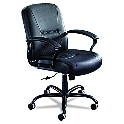 Big Tall Leather Office Chair