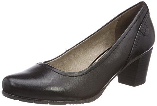 Jana Damen 22404 Pumps, schwarz (black), 40 EU