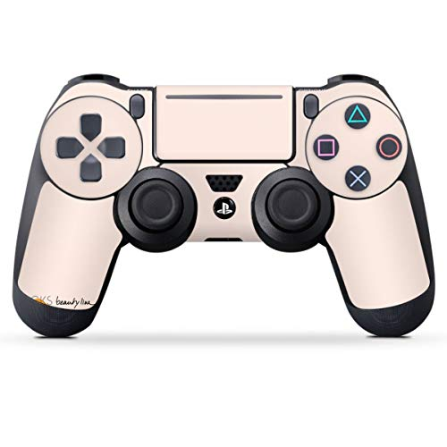 DeinDesign Skin kompatibel mit Sony Playstation 4 PS4 Pro Controller Folie Sticker Kiss Lippen Kussmund