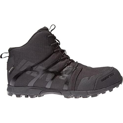 Inov-8 Mens Roclite G 286 GTX - Lightweight Gore Tex Waterproof Graphene-Enhanced Hiking Boots - Black - 12