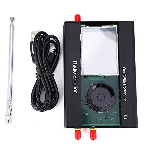 Radio definida por software (SDR) One, la última versión de PortaPack + One SDR + Metal Case + TCXO + Havoc Firmware de 2019