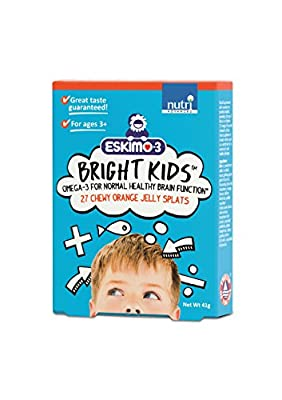 Eskimo-3 Bright Kids Jelly Splats