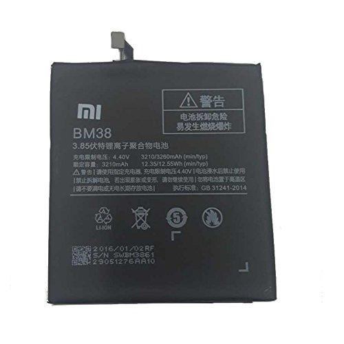 Todobarato24h BATERIA BM38 Compatible con Xiaomi Mi4S 3210 mAh
