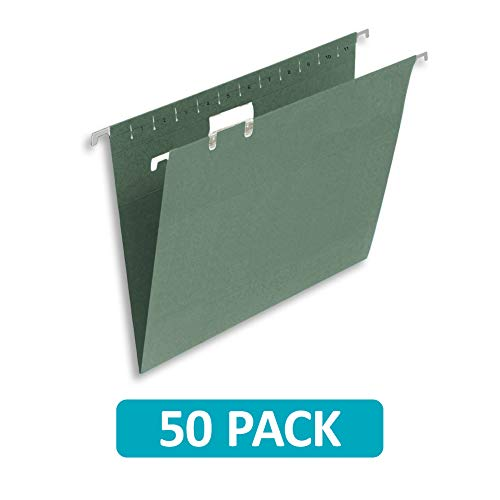 TOPS Business Forms Inc. 65600GW 1//5 Cut Globe-Weis//Pendaflex Hanging Folder Tabs Clear 25-Count