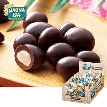 ハワイお土産 マウナロア マカデミアナッツチョコ ミニパック 24袋セット