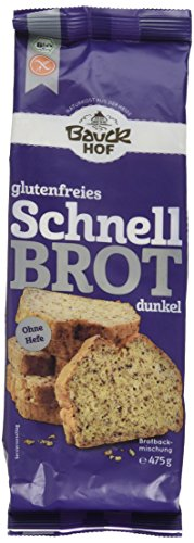 Bauck Schnelles Dunkles, 3er Pack (3 x 475 g)