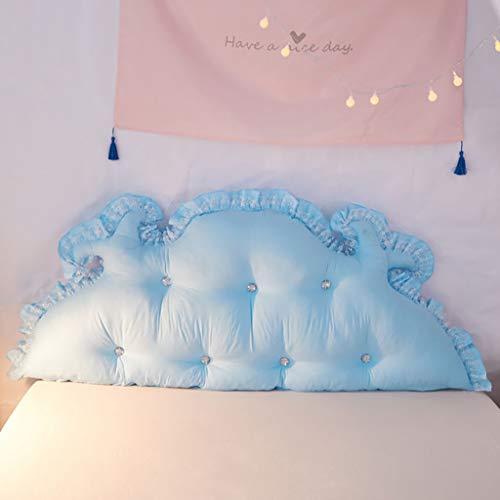 Cuscino da Lettura Reading Pillow Principessa testata letto cuscino grande schienale cuscino tatami morbido sacchetto rimovibile e lavabile grande cuscino letto cuscino cuscino protezione lombare pad