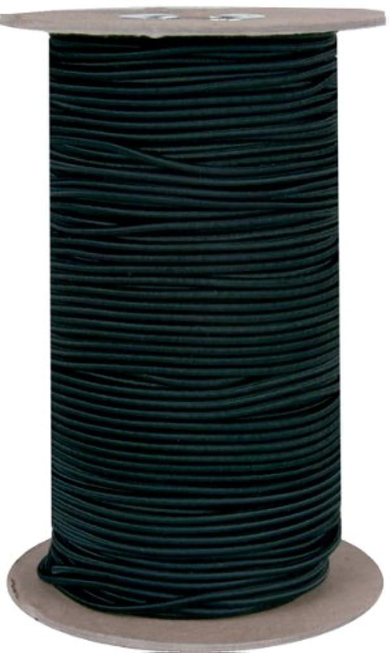Lyle Stretch Cord, 1/8-Inch, Black