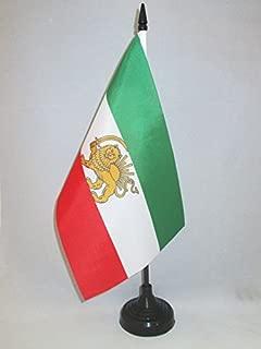AZ FLAG Drapeau de v/élo Irlande 21x14cm Petit Bike Flag Irlandais 14 x 21 cm