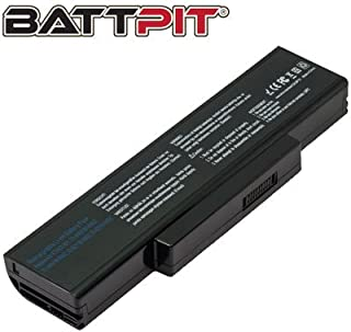 Battpit Laptop/Notebook Battery Replacement for Asus N73J (4400mAh / 48Wh)