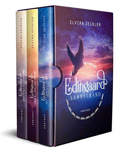 Edingaard-Saga - Gesamtausgabe: (erste Edingaard-Trilogie)