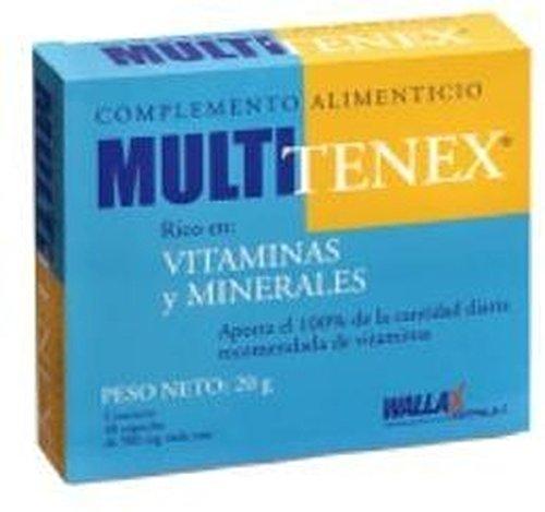 Multi Tenex 40 cápsulas de Wallax Farma
