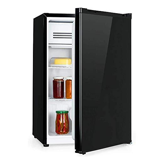 DGHJK Enfriador de Bebidas/Refrigerato de Vino pequeño, Mini frigorífico Congelador Compacto, Congelado...