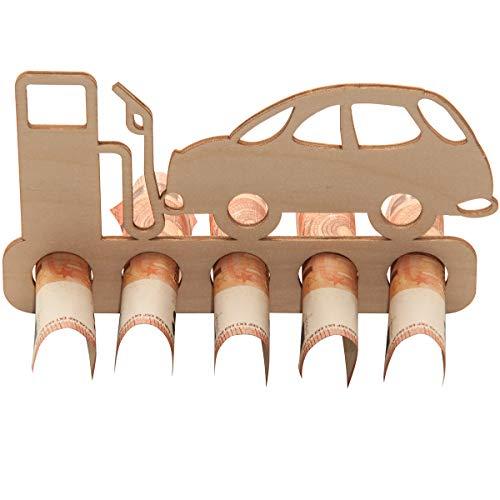 Spruchreif PREMIUM QUALITÄT 100% EMOTIONAL · Geschenk zum Führerschein · originelle Geldgeschenke Geschenke zum neuen Auto · Geschenke aus Holz · Führerschein Geschenk Tankgutschein