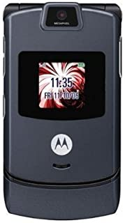 Motorola RAZR V3m Cell Phone for Verizon with No Contract