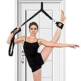 GAYISIC Sangle d'étirement de Ballet Sangle de Yoga élastique Stretching Band Leg Trainer réglable pour Dance Ballet Soft Opening Exercice Gym Training Tensile Yoga