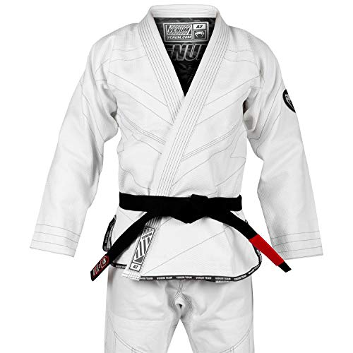 Venum Classic 2.0 Kimono De Jiu Jitsu Brasileño/ Bjj Gi, Unisex adulto, Blanco, A1
