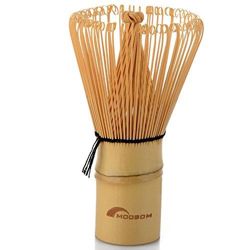 seguryy Matcha-Besen/Chansen, 110mm x 58mm, Bambus, für Matcha