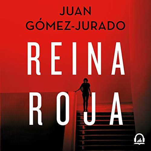 Reina roja [Red Queen] audiobook cover art
