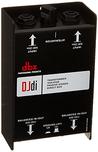 Di caja de inyección Dbx DJDI