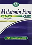 Trepatdiet Melatonin Retard Pura 1.9 Mg Minerales - 60 Tabletas