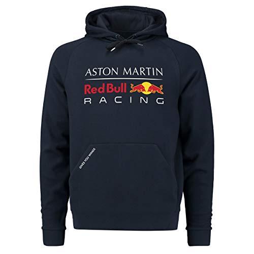 Aston Martin Sudadera con Capucha F1 Racing Formula Team RB Azul - XS
