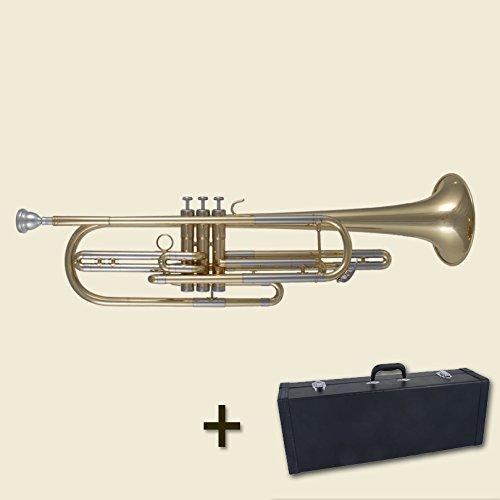 Tuyama® TTR-771 Basstrompete in B mit Koffer