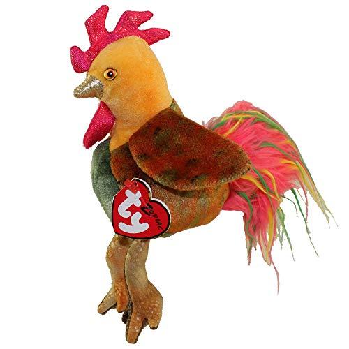 Zodiac Rooster - Ty Beanie Babies by Beanie Babies - Zodiac