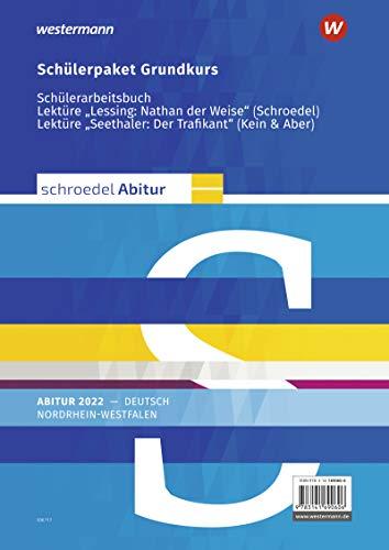 Schroedel Abitur - Ausgabe für Nordrhein-Westfalen 2022: Schülerpaket Grundkurs zum Abitur 2022: Deutsch - Qualifikationsphase