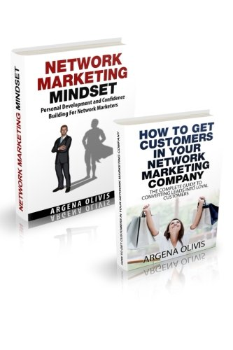 Network Marketing Boxset: How To Get Customers In Your Network Marketing Company & Network Marketing Mindset
