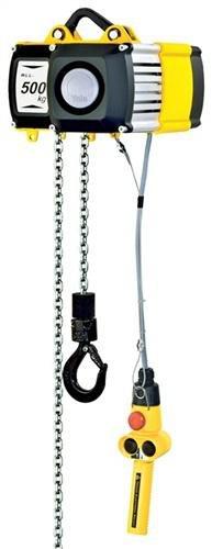 Yale - Polipasto de cadena eléctrico 2000 kg cpv 20-4
