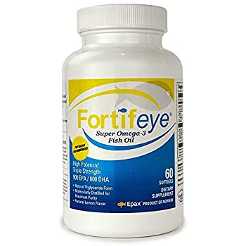 Best fortifeye fish oil Reviews