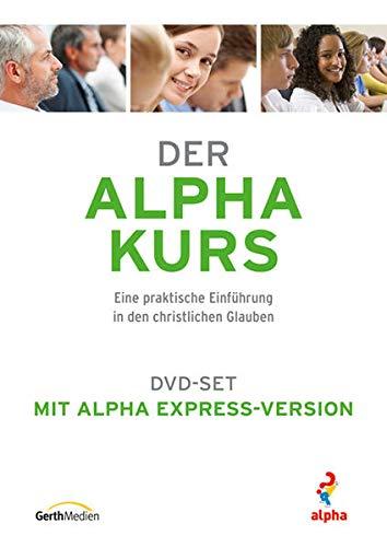 Alpha Express DVD-Set: Eine praktische Einführung in den christlichen Glauben.