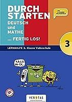 Durchstarten - Volksschule - 3. Klasse: Deutsch, Mathe, Englisch ... fertig los! - Uebungsbuch