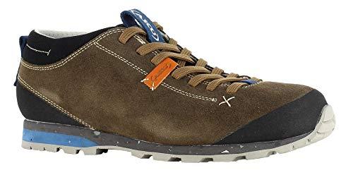 AKU Bellamont Suede 2 leichte Herren Halbschuhe/Alpine Lifestyle Sneaker mit Vibramsohle (44.5 EU)