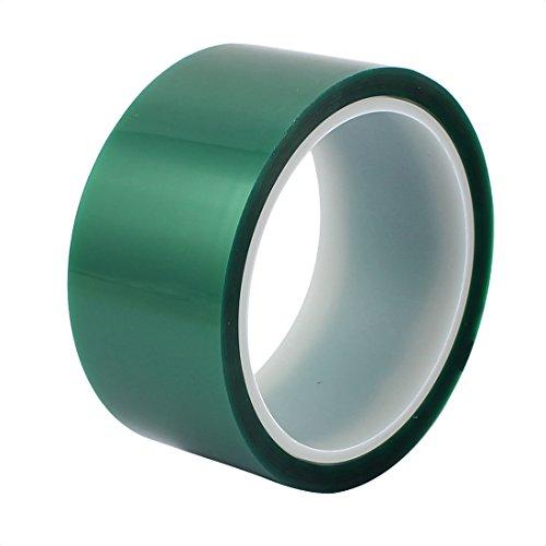 Aexit 45 mm x 33 Meter grünes PET-Klebeband Hochtemperaturbeständiges Band für das L-öten von Leiterplatten (b575066cfd327daf74749edf2aab4f30)