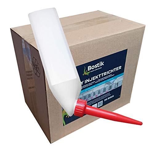 BOX MEM Injektionstrichter Injektions Trichter Trockene Wand Abdichtung (24 Stück)