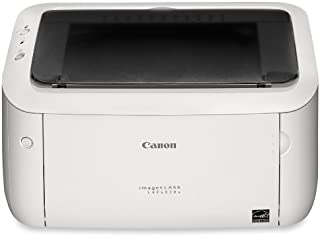 Canon ImageCLASS LBP6030w (8468B003) Monochrome Wireless Laser Printer, Compact Design